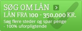 Søg om lån - 100 % gratis og uforpligtende